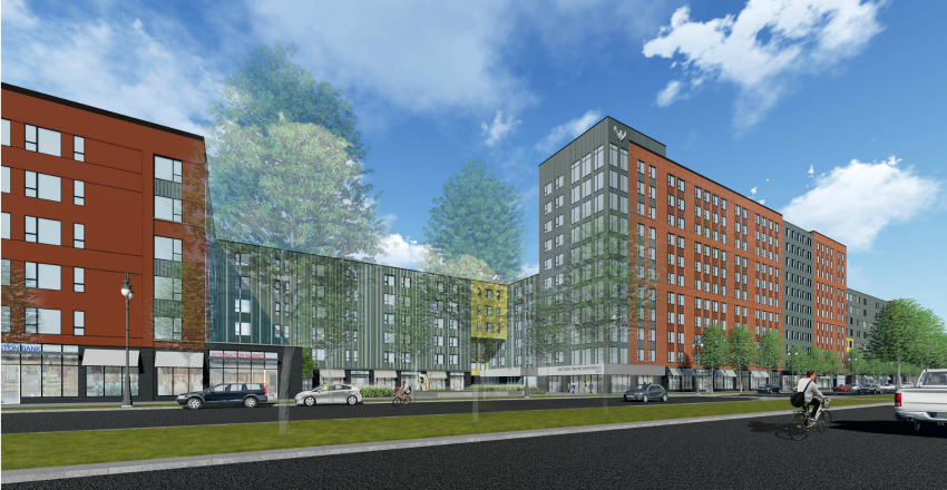 Wayne State to hold groundbreaking ceremony for Anthony Wayne Drive Apartments