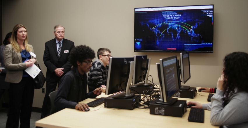 Cybersecurity is focus of new Cyber Range Hub at Wayne State University