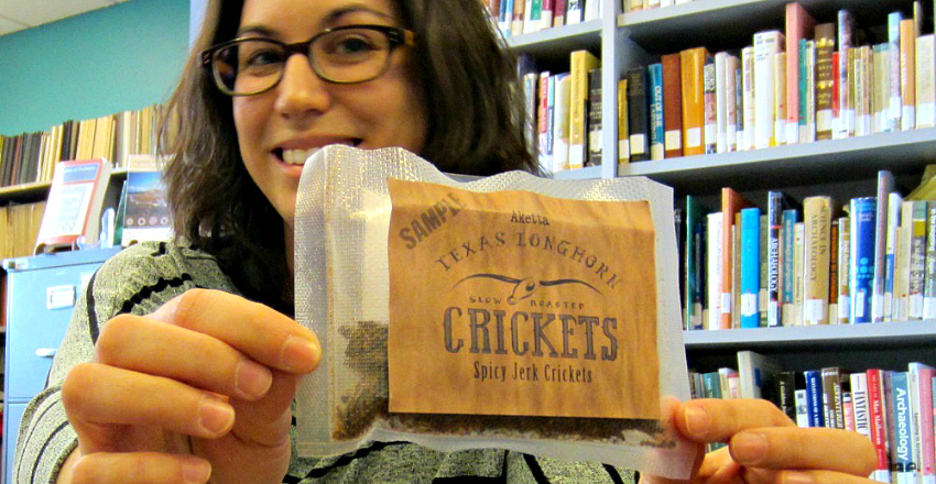 Eating Insects Detroit conference coming May 26-28 to Wayne State