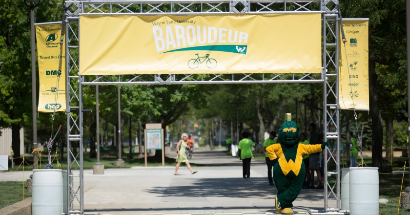 Wayne State to host second annual cycling event through Detroit
