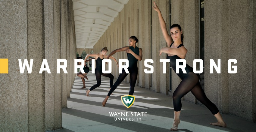 Wayne State launches Warrior Strong marketing campaign