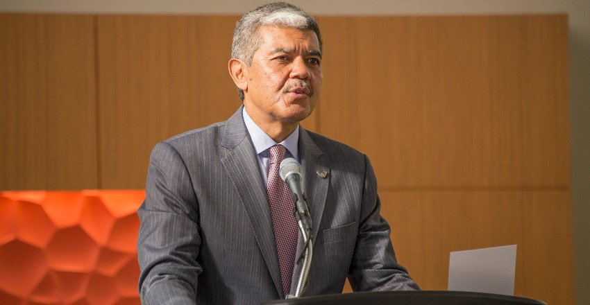 President Wilson to serve on advisory committee to NIH director